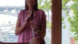 Anne Donovan HOF Comments Coach Battaglia