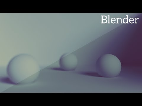 Blender Tutorial: Depth of Field