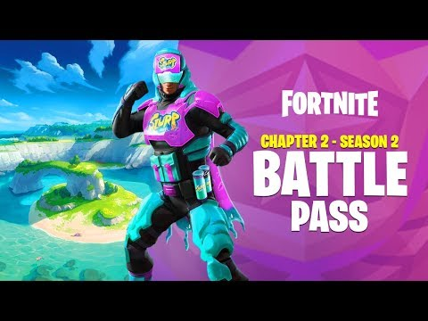 Fortnite Chapter 2 - Season 2: Battlepass, Skins, & Leaks