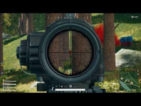 PUBG 2018 06 25 - Kill a SQUAD