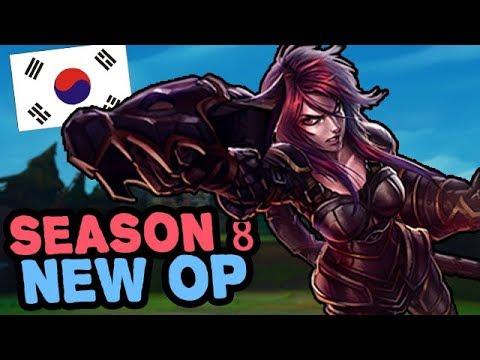 KOREA'S NEW OP JUNGLER? Season 8 Shyvana Jungle Gameplay - League of Legends thumbnail