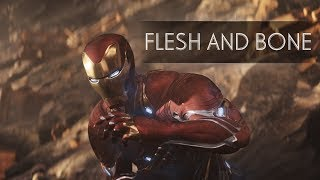 Infinity War || Flesh and Bone
