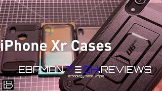 Apple iPhone Xr Case Review from iBlason