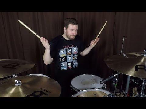 Hobo Johnson & The LoveMakers - Peach Scone - (Drum Cover)