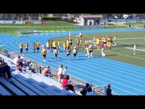 Lakeland Middle School Track