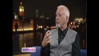 David Essex Interview on the Morning Show 23.12.13