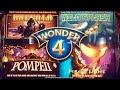 WONDER 4 - Wild Splash & Buffalo - Good Win & Coinshow - Aristocrat Slot Machine