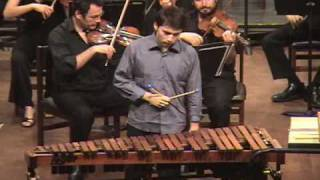 1er Mov - Concertino for Xylophone and Orchestra by Toshiro Mayuzumi