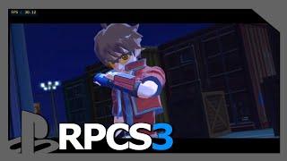 PS3 Emulator | RPCS3 v0.0.5 | LLVM-Vulkan | Bakugan Brawlers: Defenders of the Core | i5-8500 |#2