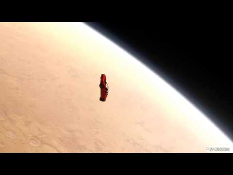 SpaceX 2018 Red Roadster Mission