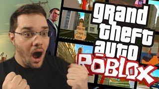 Grand Theft Auto Roblox ( GTA Roblox W/ M3rkMus1c )