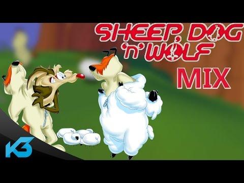 ZÁBAVNÝ HERNÍ MIX [Sheep Dog 'n' Wolf] - William Birkin