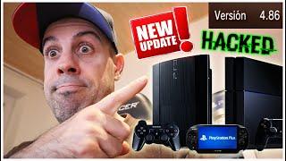 ¿Que Hacer si sale una nueva Actualización y tienes la Consola con HACK?