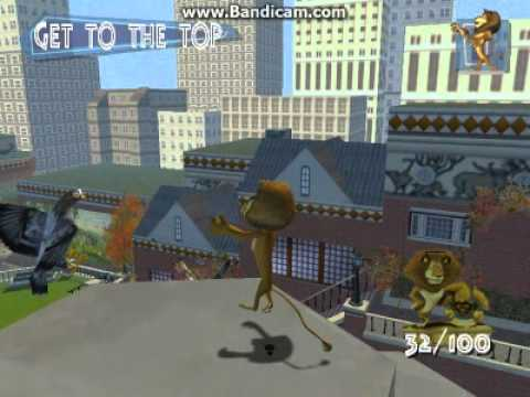 Madagascar The Game Walktrough Part 1 PC YouTube