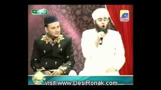 Tajdar e Haram Ho Nigahe Karam Ahmed Raza Qadri Pehchan Ramzan 2 August 2012 Seher