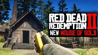 RDR2 MONEY - HOUSE WITH EASY GOLD TREASURE
