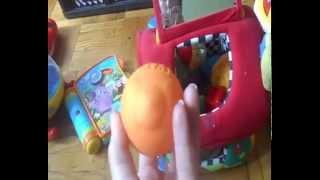 видео Игрушки 9-12 месяцев