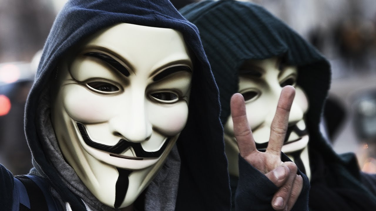 Anonymous The World In 2017 Message To Humanity Youtube