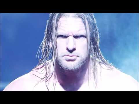 WWE Triple Hs Titantron 2015 HD extended theme 30 minutes