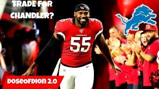 Should Lions TRADE For Chandler Jones?! Fan Theory: Detroit Lions Talk