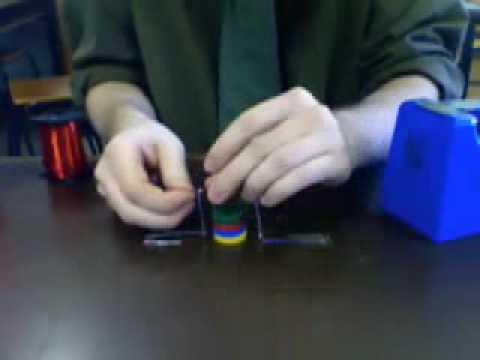 cách làm máy phát điện đơn giản