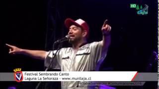 """Sinergia - XXII Festival Folclórico """"Sembrando Canto"""" Laja 2018"""