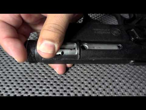 Charter Arms AR 7 Pistol How To