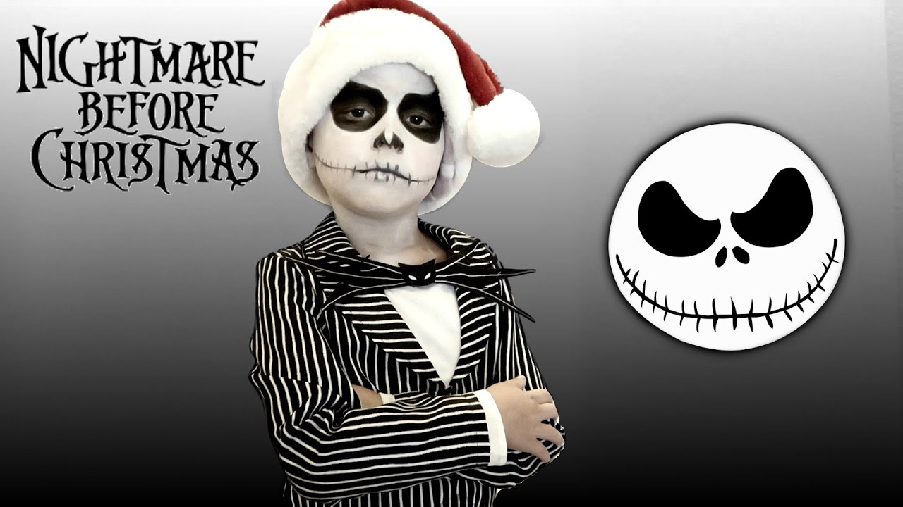 Halloween Costumes 2019 Jack Skellington Nightmare Before Christmas