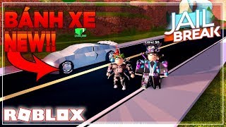 ROBLOX-Jailbreak | Update Car Garage 2nd Edition | BoykickRB