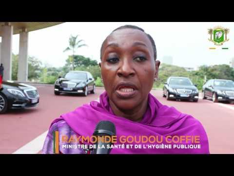 Pharma 5, signature de la convention pour la construction d'une nouvelle usine en Côte d'Ivoire