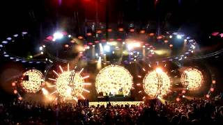 Sunrise Festival 2010 - MegaMix Mirrorball Men Saturday Analog Stage HD