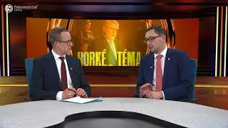 Jiří Ovčáček, mluvčí prezidenta Zemana pro Parlamentni Listy nekorektně a bez cenzury
