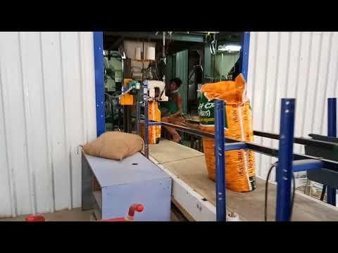 MMC Bag Shifting Conveyors @ Patanjali Cattle Feed Plant