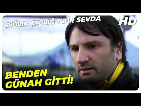 Çığlık Çığlığa Bir Sevda | Ömer'in, Ruhi Bey'in Karşısına Çıkma Planı | Ediz Hun Türk Filmi