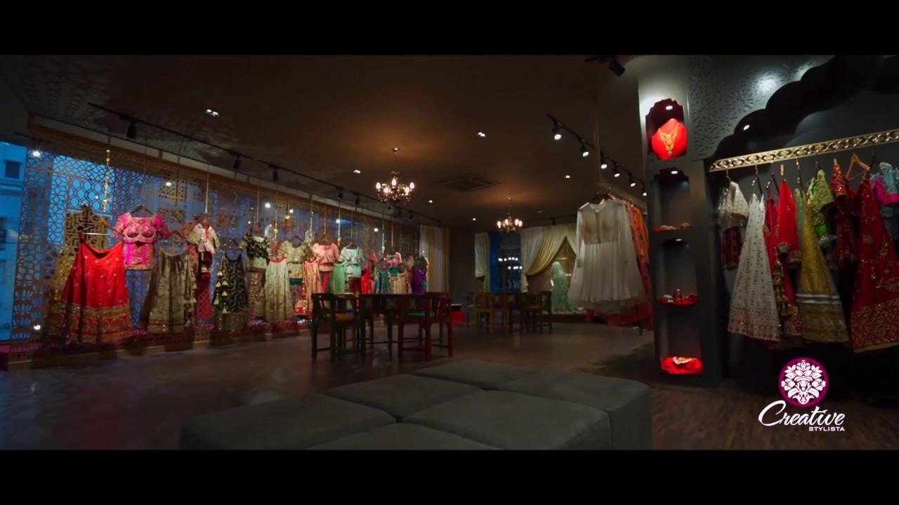 Grand New Designer Clothing Studio Vasna Road Vadodara Youtube