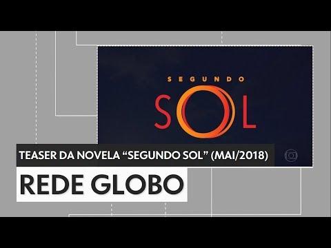"""Teaser de """"Segundo Sol"""" nova novela das 9 da Globo"""