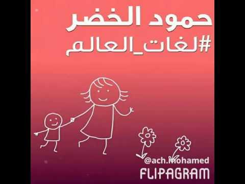 Humood - Lughat Al'Aalam | حمود الخضر - فيديوكليب لغات العالم | Cover by Mohamed.