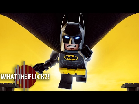 The Lego Batman Movie - Official Movie Review
