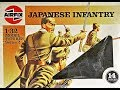 Plastic Soldier Review: AIRFIX 1/32 JAPANESE INFANTRY