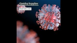 Covid19 Supplies - Suministros de proteccion contra la epidemia.