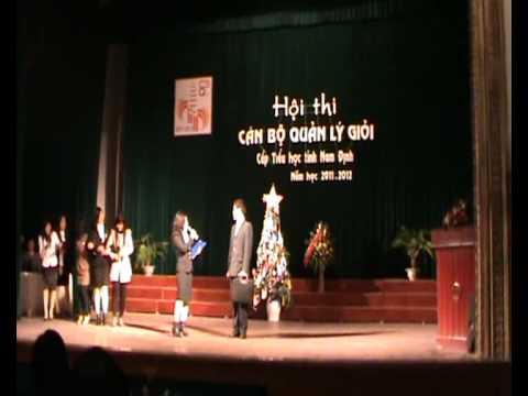 Màn chào hỏi huyện Mỹ Lộc