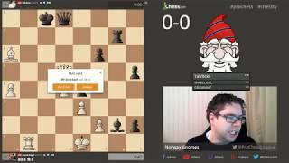 PRO Chess League - Norway Gnomes vs Riga Magicians