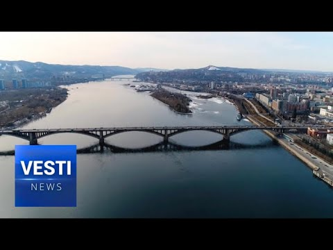 Vesti Special Report on Krasnoyarsk! Huge New Projects Planned For Resource Rich Siberian Region!
