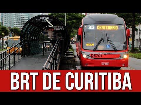 Bus Rapid Transit (BRT) de Curitiba/Paraná