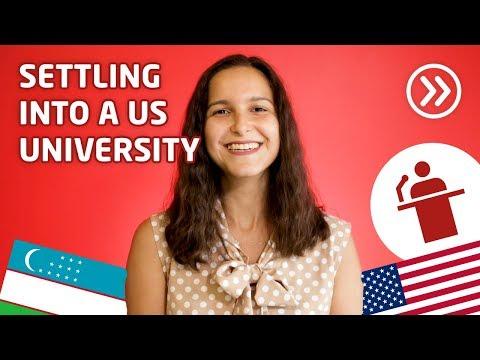 Uzbekistan to the US: Sabina's student story