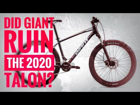 Did Giant Ruin The 2020 Talon?