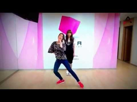 [Mirrored] A-Pink - Hush (Dance Tutorial and Dance Practice)