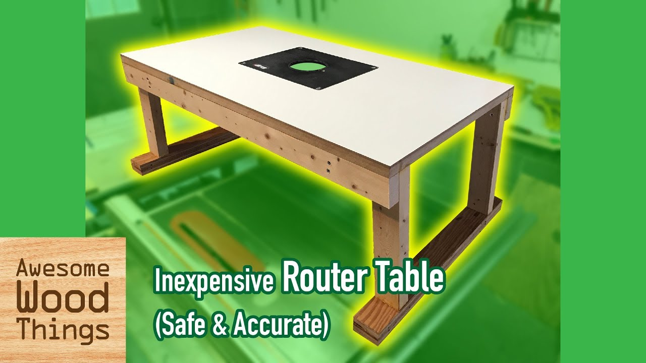 Inexpensive router table safe accurate diy youtube inexpensive router table safe accurate diy keyboard keysfo Image collections