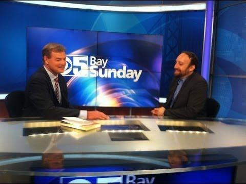 Joshua Safran's Free Spirit on Bay Sunday CBS TV5
