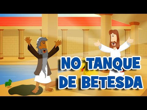 desenho os milagres de jesus no tanque de betesda youtube